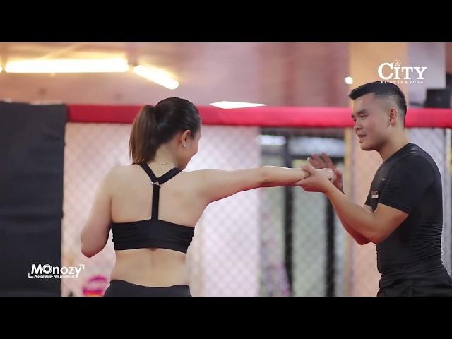 Quay phim giới thiệu trung tâm City fitness & Yoga