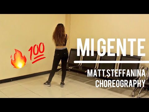 MI GENTE - J Balvin Dance Cover   Matt...