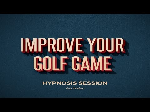 Golf Confidence Self Hypnosis Session