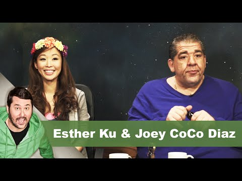 Joey CoCo Diaz & Esther Ku | Getting Doug with High