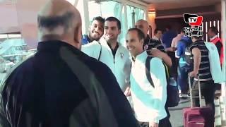 بعثة الزمالك تتوجه إلى تونس استعداداً لمواجهة أهلى طرابلس في «دوري الأبطال»