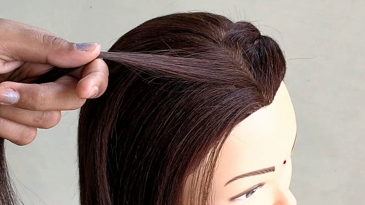 Easy & Simple Hairstyles For Everyday Use  Easy Daily Use
