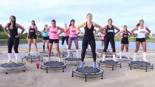 Jump Show Avançado - Professora: Patricia Barroso