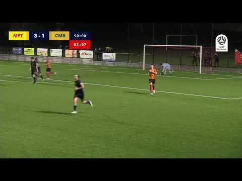 🏆 NPL SA Round 1️⃣3️⃣, 🏟 MetroStars Vs Cumberland United #NPLSA