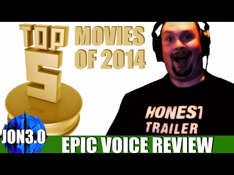 TOP 5 2014 FILMS (Imitation Game & More!)