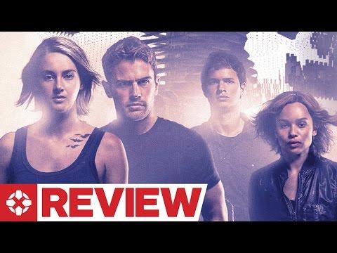 The Divergent Series: Allegiant - Review