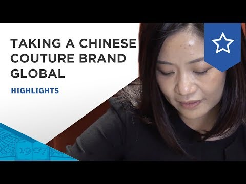 Guo Pei: Taking a Chinese Couture Brand Global - ESSEC Executive Education Master Class