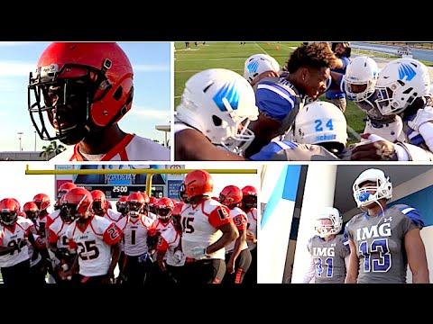IMG Academy  vs Boyd Anderson (Lauderdale Lakes, Fl) HSFB Florida - UTR Highlight Mix