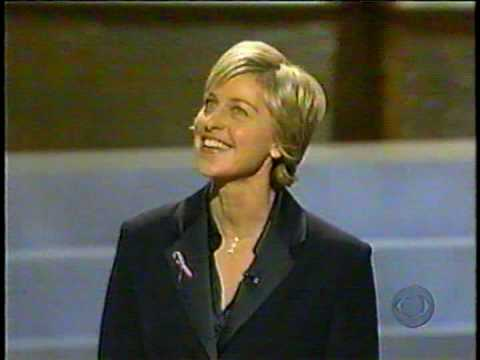 9/11 Anniversary: Look Back At Ellen DeGeneres' Opening Of the 2001 Emmys