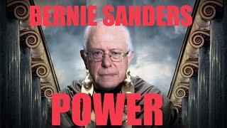 Bernie Sanders Singing Power by Kanye West