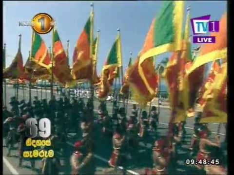 69th independence day Sirasa TV 04th February 2017 Part 02
