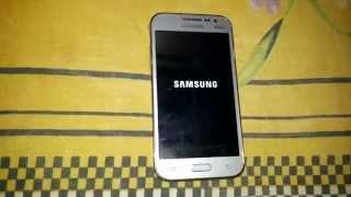 Samsung Galaxy Core Prime G360H hard reset