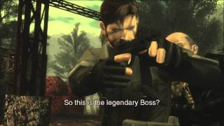 Metal Gear Solid 3: Snake Eater HD - Walkthrough Part 1 (Sokolov)
