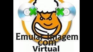 Como Emular Imagens de CD e DVD no Virtual Clonedrive! Aplicativo Grátis