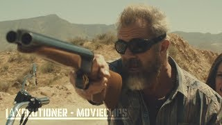 Blood Father |2016| All Fight Scenes  Edited