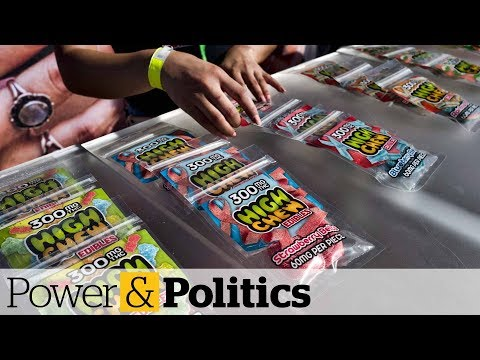 Cannabis Edibles To Become Legal In December | Power & Politics