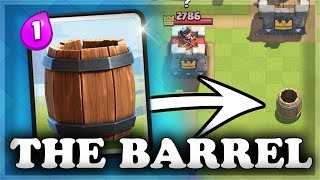 Touchdown TRAP | The Barrel Scam | April Fools Recap for 2018 | Clash Royale 🍊