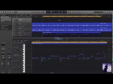 how to make music using logic pro x