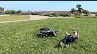 Wheelchair Breakfalls: Avoiding Injury When Falling Out of Your Chair