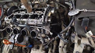 Volkswagen Passat b6 ошибка g40 по распредвалу