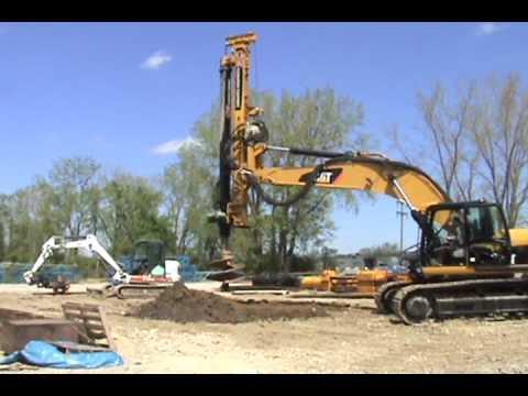 CZM EX60K Foundation Drilling Rig Attachment