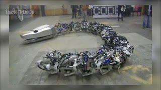Wow ! Robot Ini Pengganti Militer Masa Depan