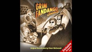Grim Fandango Remastered Orchestral Soundtrack (Director's Cut edition)