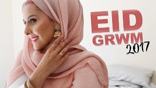 EID GET READY WITH ME 2017!!