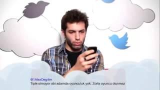 Türk Ünlülerin Arsız Tweetlere Verdiği Cevaplar 2