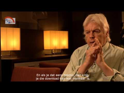 Interview with/met David Icke
