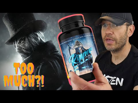 DMAA + 5MG AY!? | Dark Labs RIPPER Review [Are you Crazy?]
