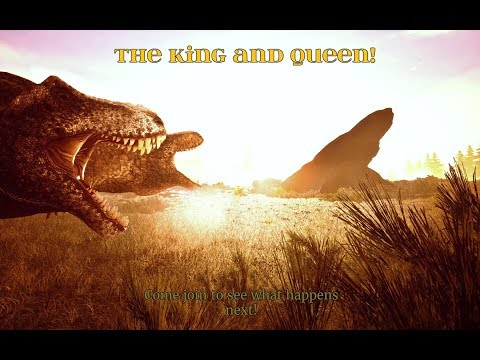 THE KING AND QUEEN! | TFE: Semi-Realism: The Isle