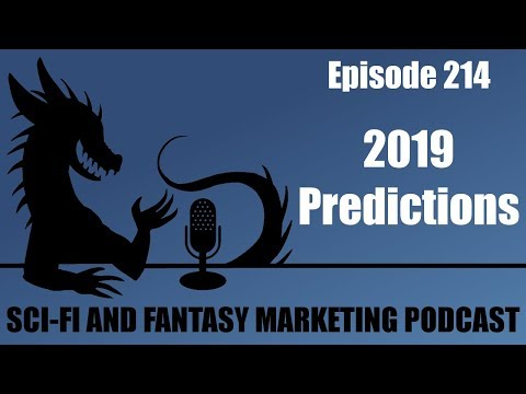 Podcast – Science Fiction & Fantasy Marketing Podcast
