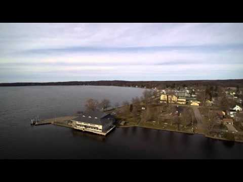 Bemus Point Drone Flyover