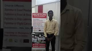 Boston Catering college   in Madurai   Best college in madurai