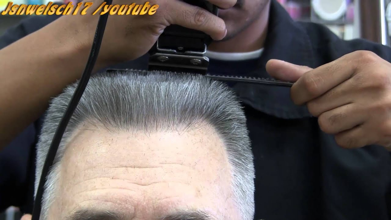 Mens Flat top haircut Tips on how to do a Flattop YouTube