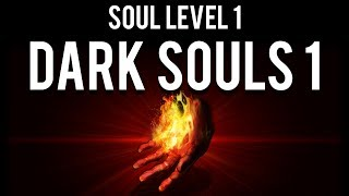How to be OP and SL1 Dark Souls 1 (Main boss & DLC)