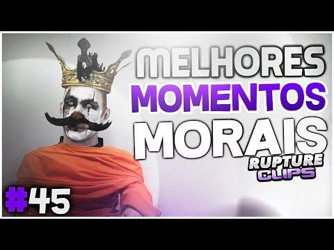 #45 MORAIS: TWITCH MELHORES MOMENTOS