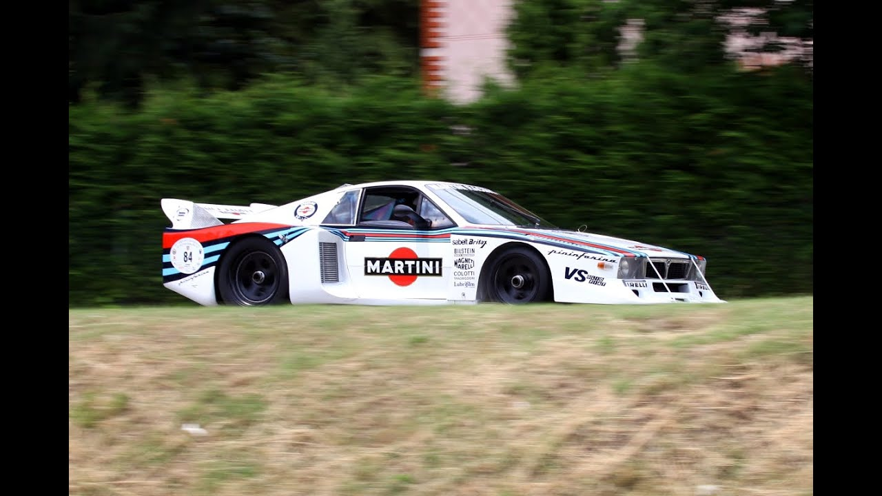 Lancia Beta Montecarlo Gr5