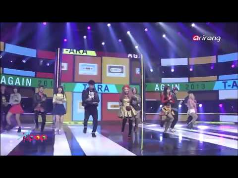 K POP  T ara   Do You Know Me  + Roly Poly LIVE 20140107