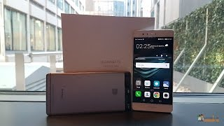 Huawei P9 Unboxing and First Impressions