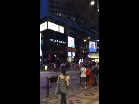 Hongkong Jordan busy hour