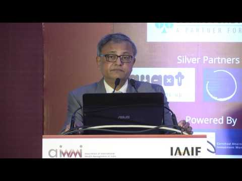 Alternative Investments Summit India 2017- Keynote Address: