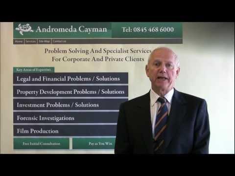 Personal Guarantees - Andromeda Cayman