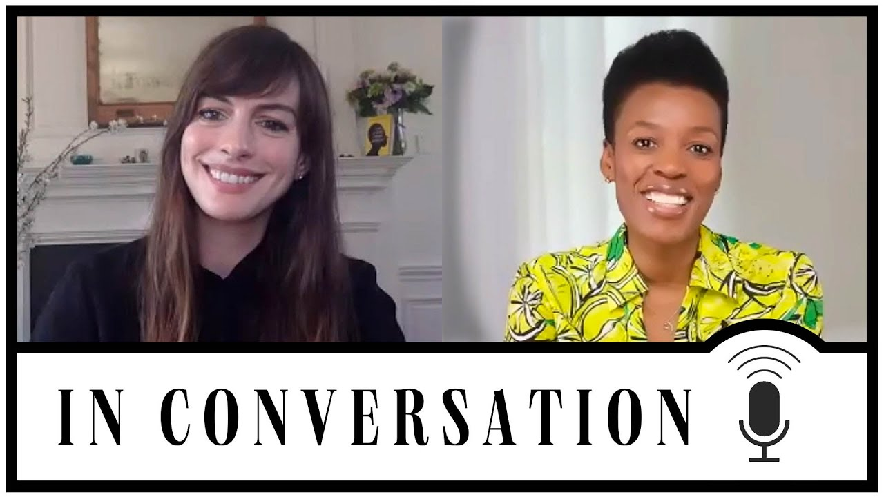 Anne Hathaway & Author Elizabeth Nyamayaro on Compassion, Gender Equity & 'I Am a Girl from Africa'