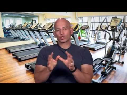 Harley Pasternak talks How to get in shape with proper nutrition and exercise
