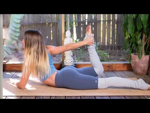 Morning Yoga Workout is Good For Your Health | This Yoga Workout Better Than Gym | Global Facts