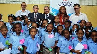 Proyecto educativo Aula Cultural - Fundación Refidomsa