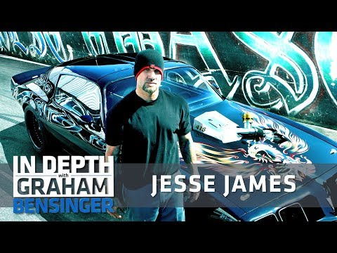 Jesse James On The Big Break That Made Him Famous