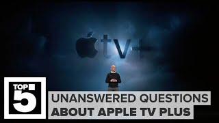 Apple TV Plus: Our 5 biggest questions (CNET Top 5)